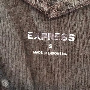 Express Dresses - Small tunic from Express